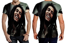 RASTA HAPPY SMILE TEE MEN - $21.80