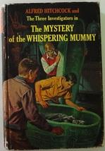 Three Investigators Mystery of the Whispering Mummy 2nd Print wrap aroun... - $16.00