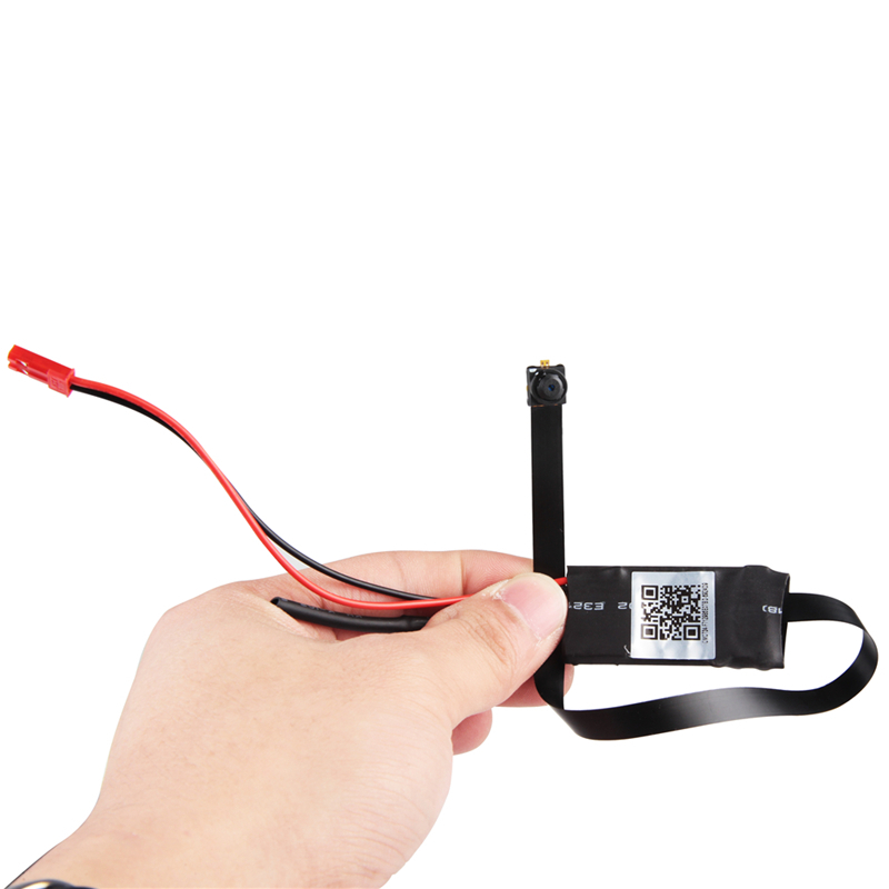 H1 Mini Wireless 1080P H.264 P2P APP Remote DIY Night Vision Hidden Video Camera