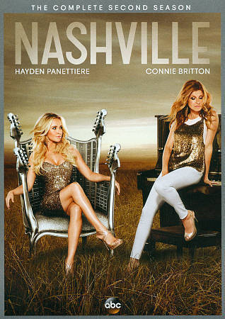 Nashville: The Complete Second Season 2 (DVD, 2014, 5-Disc Set New) TV Series