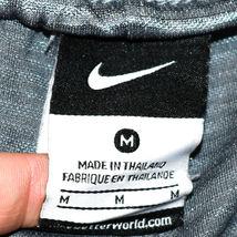 Nike Layup Men's Gray Basketball Athletic Swoosh Shorts Size M image 5