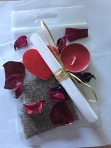 Love Spell Kit Stay Faithful Stop Cheating 4 Covens Spells & Witchcraft - $11.94