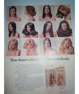 Vintage Clairol Great Body Shampoo Print Magazine Advertisement 1971  - $3.99
