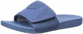 UGG Sandal Shoes Beach Slide Blue Size BK4 or W6.5 - $34.64