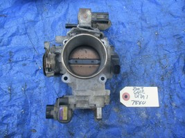01-05 Honda Civic D17A1 throttle body assembly OEM engine motor PMR-4 no... - $79.99