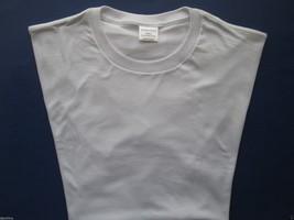 Nordstrom 2-Pack Crewneck Short Sleeve Supima Cotton Men's T-Shirt White... - $13.72