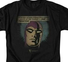 The Phantom t-shirt retro Sunday newspaper comic strip graphic tee KSF135 image 2