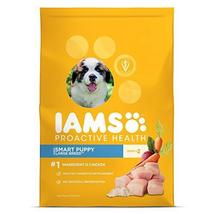 IAMS PROACTIVE HEALTH Smart Puppy Large Breed Premium Dry Dog Food (1) 3... - $42.99