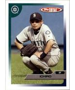 2005 Topps Total #550 Ichiro Suzuki NM-MT Mariners - $0.99