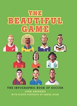 The Beautiful Game: The Infographic Book of Soccer Andrews, John and Nya... - $8.90