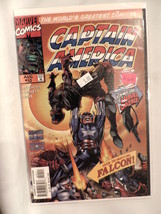 #10 Captain America 1997 Marvel Comics A359 - $4.39