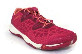Merrell All Out Shine Ii Women's Fuchsia Trail Running Shoes Size 5.5 #J55210 - $99.99