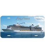 Anthem of the Seas Royal Caribbean Ship Any Name Novelty Auto License Plate - $14.80