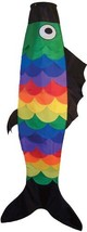 In the Breeze Rainbow Scales Fish Windsock, 60-Inch - $25.40