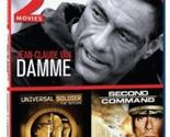 UNIVERSAL SOLDIER: THE RETURN / SECOND COMMAND (DOUBLE FEATURE) [BLU-RAY]