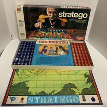 Stratego Board Game 4916 Milton Bradley 100% Complete 1977 Strategy Vintage - $46.74