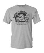 Camel Towing Funny Adult Humor Rude Gift Tow Truck  Men's Tee Shirt 1775 - $6.19+