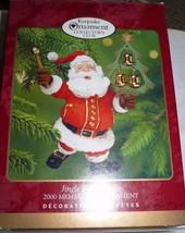 Hallmark Ornaments Jingle Bell Kringle 2000 Membership Ornament - $10.88