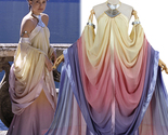 Star Wars Padme Naberrie Amidala Royal Lake Dress Cosplay Costume
