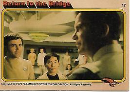 Star Trek Trading Card- 1979 Return to the Bridge (Rainbo Bread #17) - $1.00
