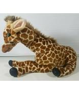 Folktails Folkmanis Full Body Plush Giraffe Hand Puppet Stuffed Animal R... - $33.94