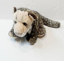 "Wild Republic Plush Snow Leopard 17"" Stuffed Zoo Animal - $14.34"