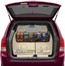BackSeat/Trunk Organizer By Lebogner - 5 Pocket Auto Interior, Perfect C... - $42.20