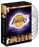 NBA Dynasty Series: Los Angeles Lakers - The Complete History [DVD] - $98.95