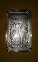 1 oz Silver Prospector Bar - $26.99