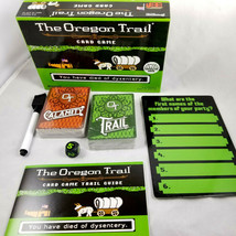 The Oregon Trail Card Game Opened But Unused Items Sealed Ages 12 - Adult - $9.49