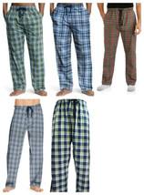 Hanes Men's Woven Sleep Pants Tagless Comfort Flex Pant Pajama Lounge NEW