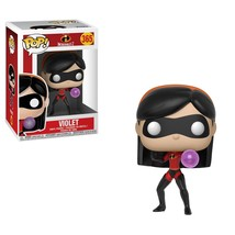 Walt Disney Incredibles 2 Movie Violet Vinyl POP! Figure Toy #365 FUNKO ... - $12.55