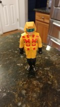 Vintage 1978 Fisher Price Adventure People Yellow Astro Knight Figure Used - $12.11