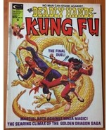 The Deadly Hands of Kung Fu #18 (Nov 1975, Marvel).  Golden Dragon. - $20.78