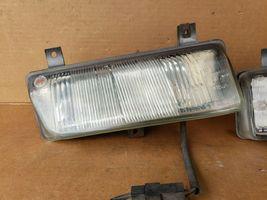 88-92 Alfa Romeo 164 Fog Light Lamp Set L&R image 4