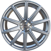 4 Gwg Wheels 20 Inch Silver Mod Rims Fits Ford Mustang V6 2015 - 2018 - $749.99