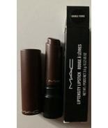 MAC LIPTENSITY LIPSTICK ~ DOUBLE FUDGE ~ NIB - $22.99