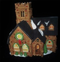 DEPT 56 DICKENS VILLAGE-SUPER SALE  KNOTTINGHILL CHURCH RETIRED I - $8.82