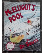 McElligot's Pool by Dr. Seuss Crest Wondra Prell promo book 1975 - $200.00