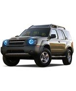 FLASHTECH for Nissan Xterra 02-04 Blue Single Color LED Halo Ring Headli... - $136.22