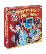 Ideal Magic, My First Magic Show Child Magician Set, 25 Tricks - New - $44.50