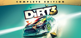 Dirt 3 Complete Edition PC Steam Code Key NEW Download Game Fast Region Free - $7.34