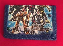 Cool Transformers Children's Wallet— Boy's Gift  More  Characters Availa... - $7.00