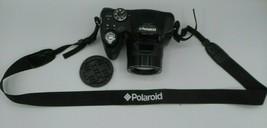 Polaroid iX5038 Digital Camera 50x Optical Zoom, Black *PARTS ONLY* - $23.99
