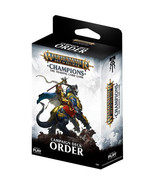 Warhammer Age of Sigmar Champions TCG - ORDER Campaign Deck -=NEW=- - $14.20