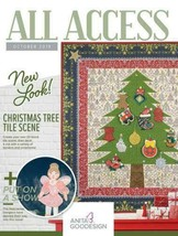 Anita Goodesign ALL ACCESS VIP Club OCTOBER 2019 Embroidery Design CD ONLY - $59.35