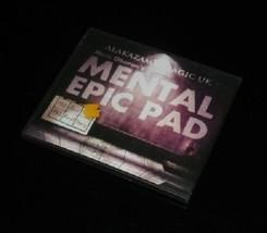 Mental Epic Pad (Gimmick+DVD) Mentalism Card Magic Prop Mind Trick Close up - $24.74