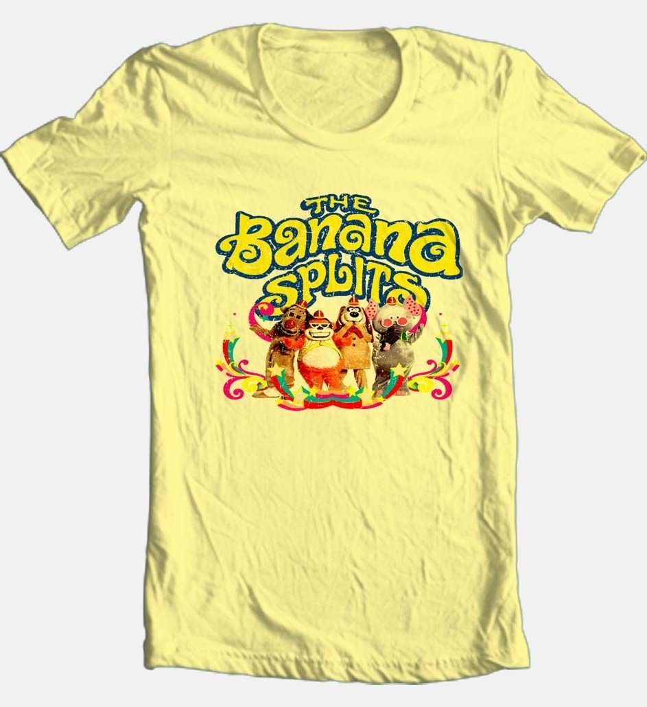 Y kroft and saturday morning cartoons hr puffenstuff retro 1970s for sale online tee shirt store