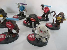 Lot 8 2005 Hasbro Mars Star Wars M&M Mpire Figures image 3
