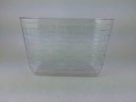 Longaberger Medium Boardwalk Basket Plastic Protector Only New Authentic - $18.76